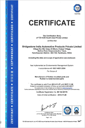 BSIA Certifications